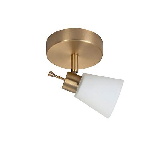Keuken Plafondlamp : Beschrijving *Plafondlamp spot klassiek brons keuken