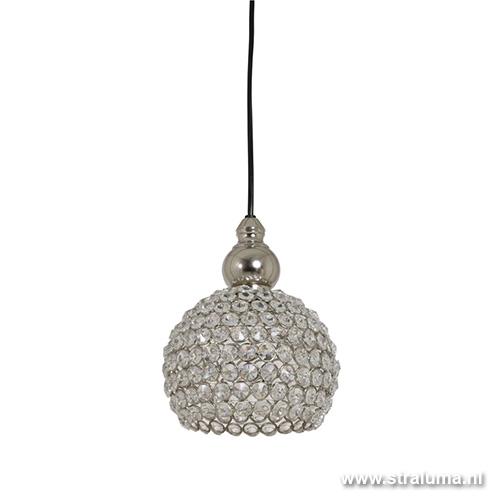 ... slaapkamer lamp : Hanglampen > Romantische hanglamp kristal slaapkamer