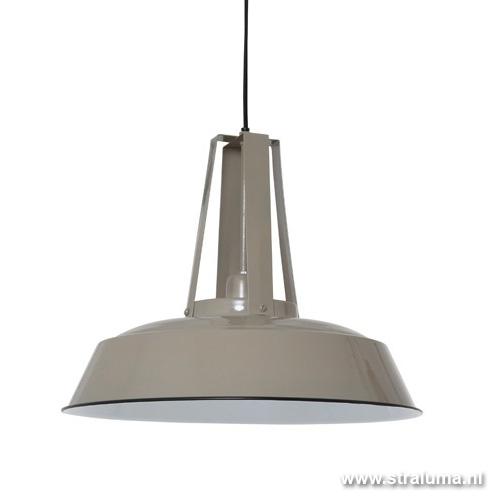 Design Keuken Hanglamp : Hanglampen Keuken : Hanglampen > Industriele hanglamp taupe keuken