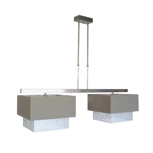Verlichting boven keukentafel inspiratie voor een lamp boven de eettafel marington - Moderne keukentafel ...