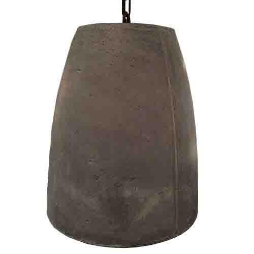 Stoere Hanglamp Keuken : Hanglampen Keuken : Hanglampen > Industriele hanglamp taupe keuken
