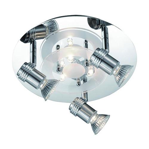 Plafondlamp Voor Keuken : Beschrijving *Plafondlamp/spot chroom keuken kamer