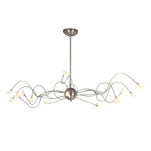 Moderne Keuken Hanglamp : Moderne Hanglamp Keuken : Beschrijving Moderne hanglamp staal keuken