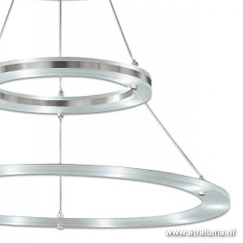 Moderne plafondlamp LED, woon-slaapkamer  Straluma