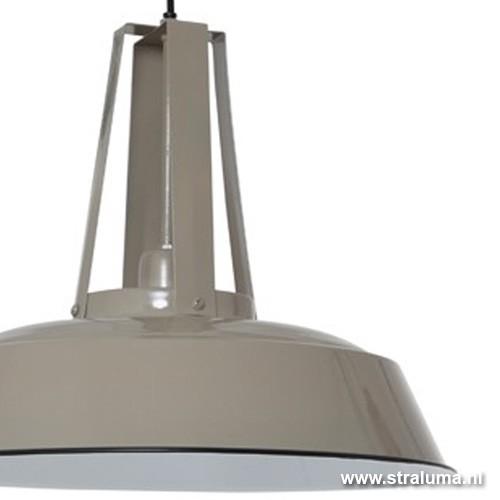 Industriele Hanglamp Keuken : Hanglampen Keuken : Hanglampen > Industriele hanglamp taupe keuken