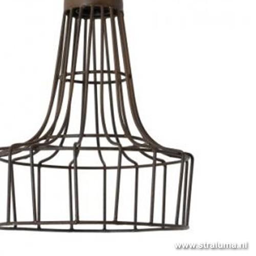 Industriele Hanglamp Keuken : Keuken : Hanglampen > Industriele hanglamp roest bruin keuken Straluma