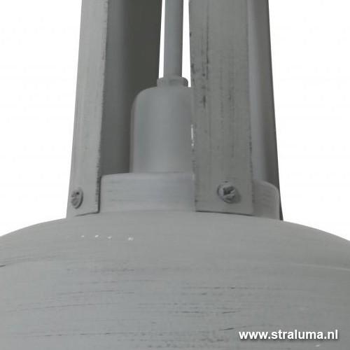 Muurtegels Keuken Hubo : Keuken Grijs : Landelijke hanglamp grijs beton keuken Straluma