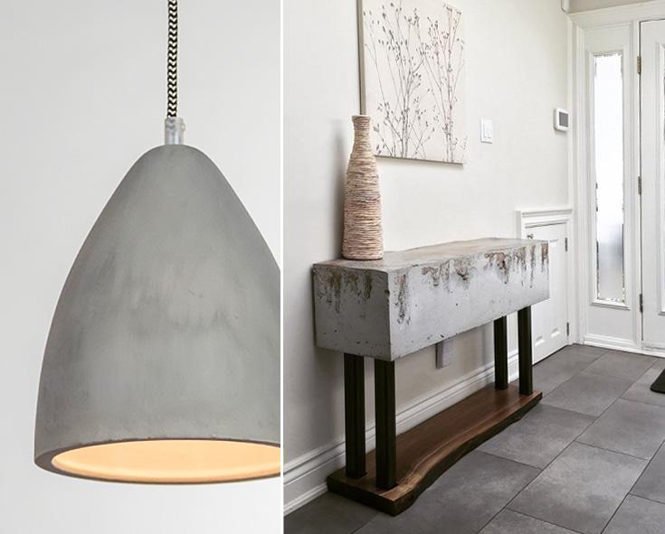 grijze verlichting in het interieur | Straluma
