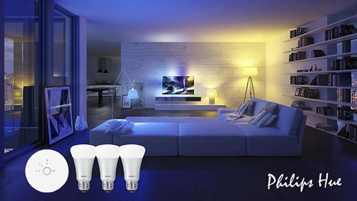 Philips Hue: licht voor elke mood | Straluma