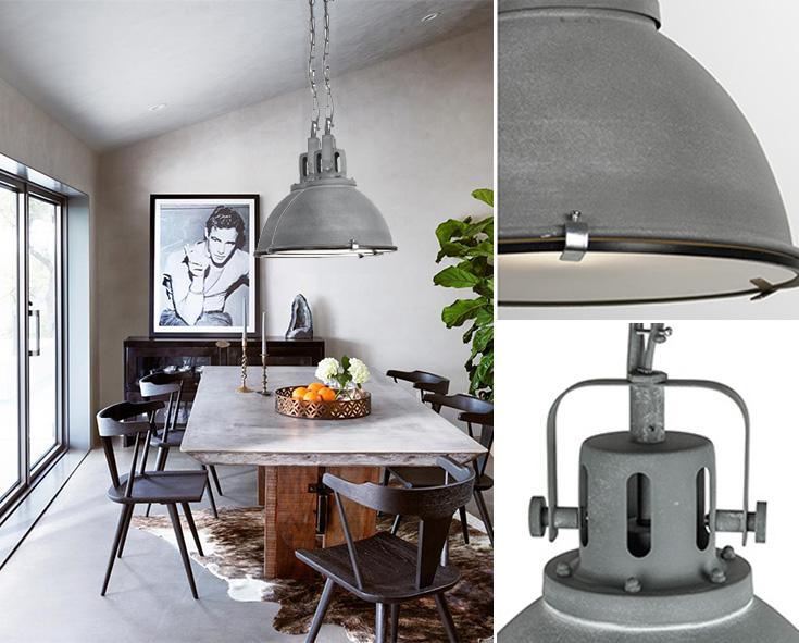In het spotlicht de beste grijze hanglamp straluma