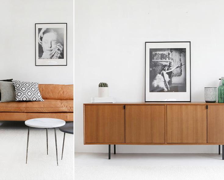 Interieurinspiratie inrichting van woonkamer living modern