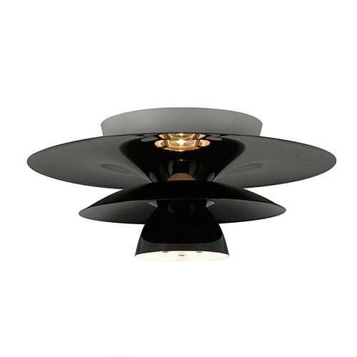 design plafondlamp zwart woon/slaapkamer  straluma, Meubels Ideeën