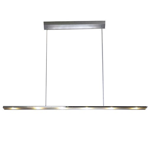 Hanglamp led design chroom eettafel   Straluma