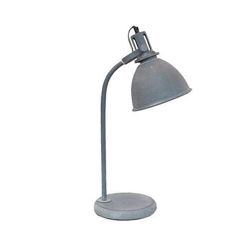 industriele tafel bureaulamp betonlook straluma