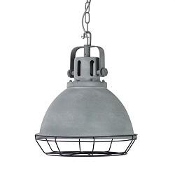 Kleine industriële hanglamp Jesper grill