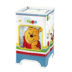 *Outlet kinderlamp Winnie the Pooh