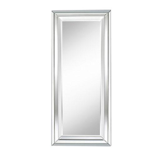 Spiegel strak klassiek facet langwerpig straluma badkamer spiegel langwerpig - Ontwerp entree spiegel ...