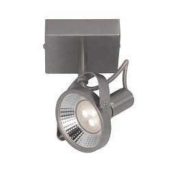 Industriele plafondspot-lamp LED staal