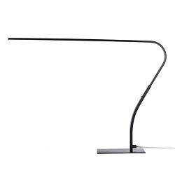 **LED design bureaulamp zwart