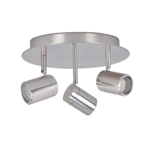 badkamerlamp spot ip44 shower staal straluma. Black Bedroom Furniture Sets. Home Design Ideas