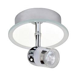 *Badkamerlamp spot Pure chroom
