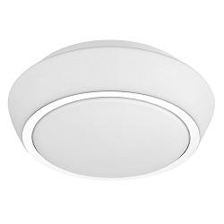 Plafondlamp Gallery 30 cm badkamer wit