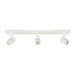 Moderne witte plafondspot badkamer IP44