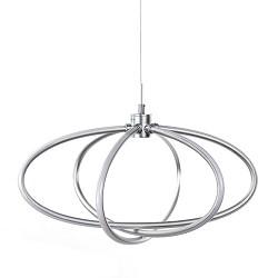 Design LED hanglamp star groot woonkamer