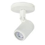 Moderne badkamerlamp wit opbouwspot
