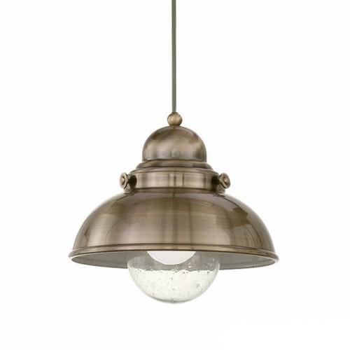 Landelijke hanglamp brons keuken gang straluma for Landelijke lampen