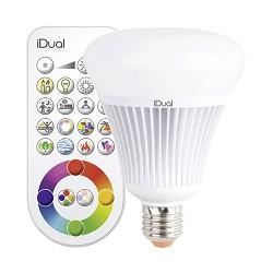 Idual LED lichtbron en afstandsbediening