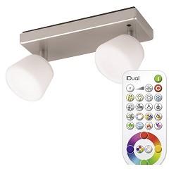 Idual Emerald LED plafondlamp met remote