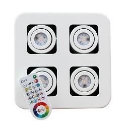 Idual Quarto spot 4L afstandsbediening