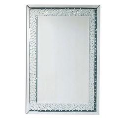 Spiegel kristallen waterdruppel gang/hal