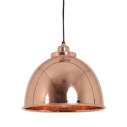 Trendy hanglamp Kalie koper keuken-hal