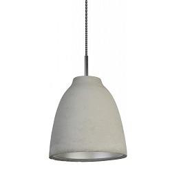 **Hanglamp beton Rostock grijs