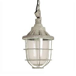Industriele wandlamp betonlook leeslamp straluma for Kleine industriele hanglamp