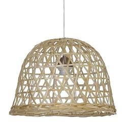 **Bamboe hanglamp mand slaapkamer
