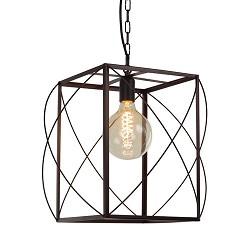 Lantaarn hanglamp Corridor bruin