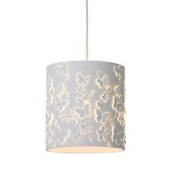 Vlinder hanglamp wit Marguerite meisjes