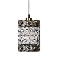 Brons hanglamp orientaals Byzantium