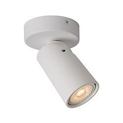 Moderne LED Opbouwspot wit verstelbaar