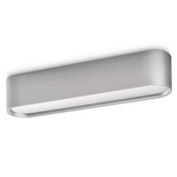 *Plafondlamp Mentalis Philips aluminium