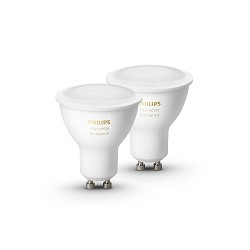 Philips Hue 5w gu10 2-pack cct BT