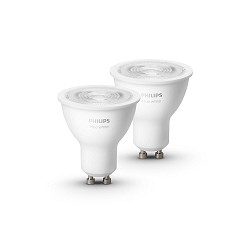 Philips Hue 5.2w gu10 2-pack 2700k BT