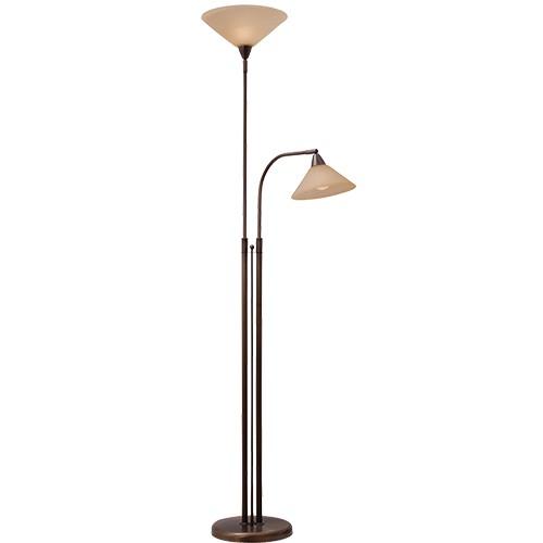 Klassieke vloerlamp uplighter ogiva straluma - Klassieke vloerlamp ...