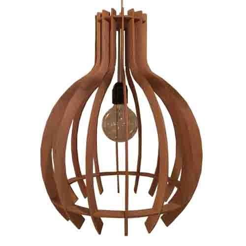 Slaapkamer Hanglamp : Trendy houten hanglamp slaapkamer straluma