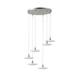 ** Moderne Videlamp / hanglamp Disc