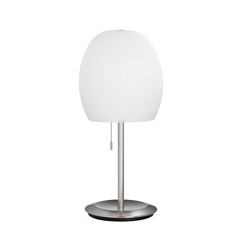 tafellamp design joop staal wit dimbaar straluma. Black Bedroom Furniture Sets. Home Design Ideas