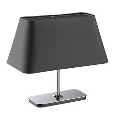 stoere industri le tafellamp beton look straluma. Black Bedroom Furniture Sets. Home Design Ideas